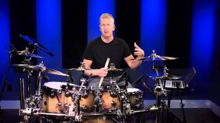 DRUM LESSON: Foot Ostinatos For Building Independence