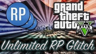 "GTA 5 Online ""Unlimited RP Glitch"" Solo After Patch"