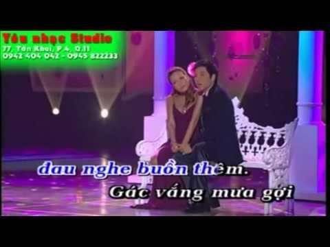 [Karaoke]LK Mưa chiều kỷ niêm & Rồi mai tôi đưa em[thiếu giọng nam]Sau Ruou mời feat