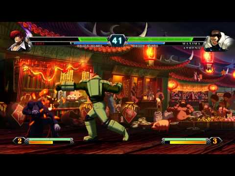 KoF Ranbats Week 1: Pac vs Loli Lover