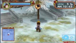 How To Increase STRENGTH Level In Harvest Moon Hero Of