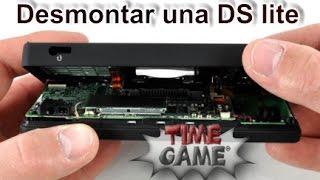 Desmontar Una DS Lite