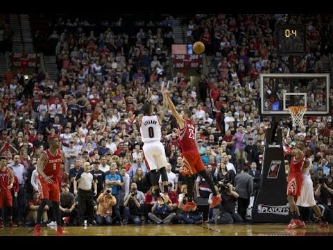 2014 NBA Playoffs: First Round Clutch Shots