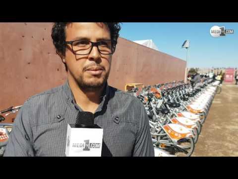 """الدراجات الذاتية الخدمة لأول مرة بالمغرب وافريقيا على هامش """"كوب22"""
