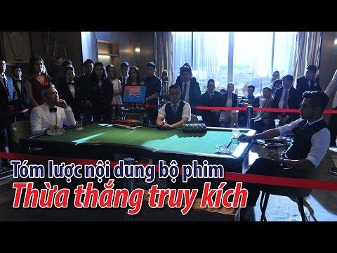 Phim TVB: Tóm lược nội dung bộ phim Thừa thắng truy kích