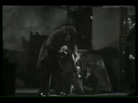 Maria Callas- Tosca, second Act part 4 (Torture Scene p2)