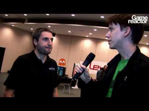 Интервью для gamereactorTV