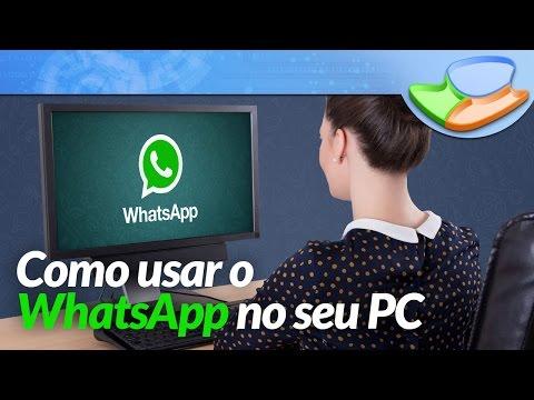 Como usar o WhatsApp no PC [Tutorial] - Baixaki