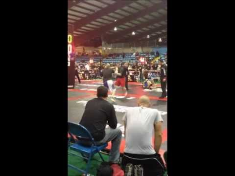 Naga Championships 2012 Welter-Weight Semi Finals.wmv