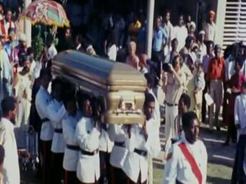 bob marley - su muerte y funeral