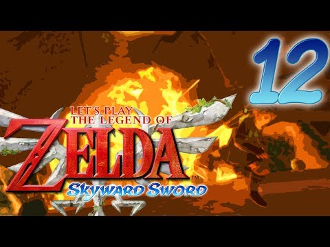 Zelda: Skyward Sword - 12 - Great Balls of... Nevermind