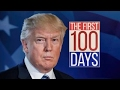 Challenges of President Trumps first 100 days