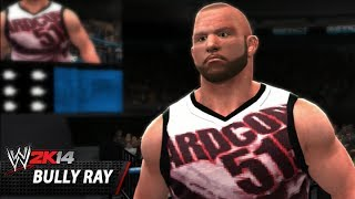 WWE 2K14 Community Showcase: Bully Ray (PlayStation 3