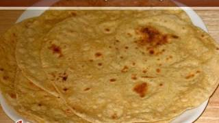 Roti, Chapati (Flat Indian Bread) Recipe by Manjula view on youtube.com tube online.