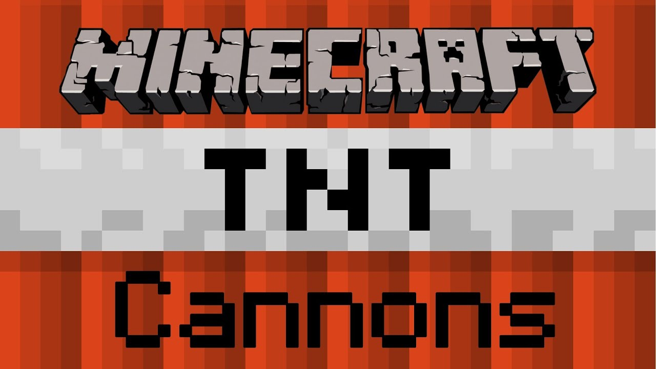 Minecraft TNT cannon Challenge 18 (Dutch) - YouTube
