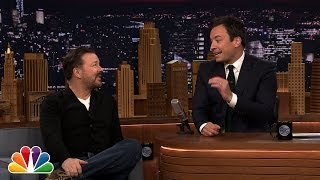 During Commercial Break with Ricky Gervais