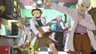 Pokemon Facts: The truth behind the Professors