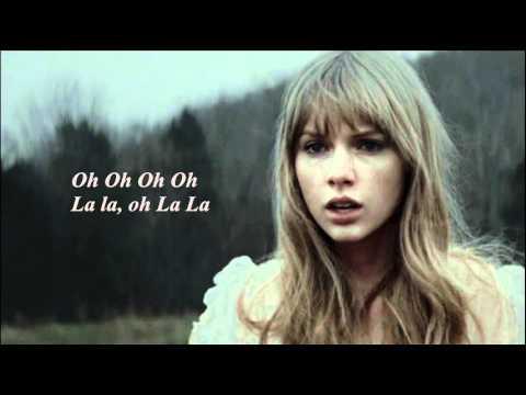 Taylor Swift - Safe & Sound (ft. The Civil Wars) / with lyrics on screen