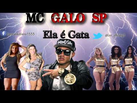 Mc Galo SP - Ela é Gata  ♫♪  (Lançamento 2013)
