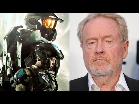 Ridley Scott Halo Movie Details Revealed