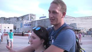 Кубок Украины по силовому экстриму в Лисичанске