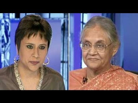 Either Congress or BJP will win Delhi elections: Sheila Dikshit to NDTV
