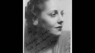Lucienne Boyer - Mon coeur est un violon (1945)