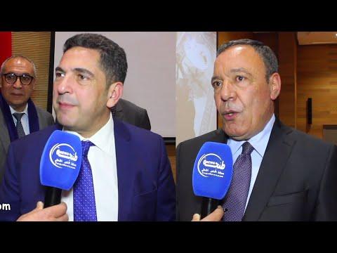 طنجة.. الوزير أمزازي يشرف على تنصيب محمد الرامي رئيسا جديدا لجامعة عبد المالك السعدي