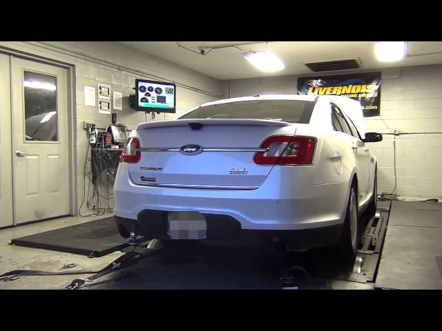 William's 2012 Taurus SHO Stage 3 Package