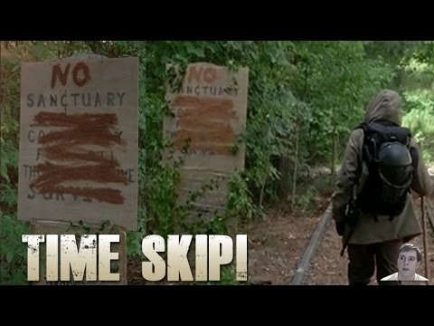 The Walking Dead Season 5 Premiere - Things you Missed!