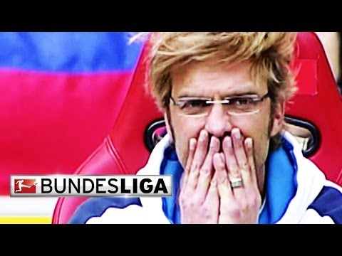 Jürgen Klopp - A Coach Made in Mainz