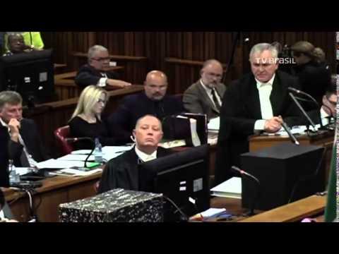 Oscar Pistorius fala pela primeira vez em público sobre morte de namorada -