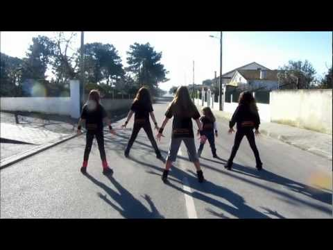 Coreografia de Justin Bieber   Baby   Escola Dança IMPACTO Prof  Edgar Raposo
