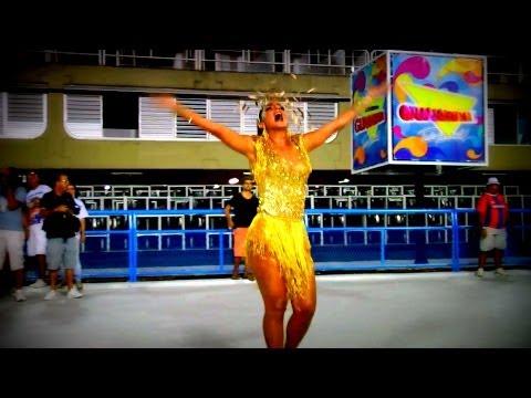 Majestic Queen Brazil Bruna Legs´s Move: Sambadrome in Ecstasy