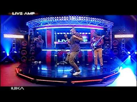 Micasa performance on the LiveAmp stage.