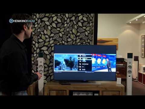 Samsung HU7590 UltraHD (4K) Fernseher Vorstellung