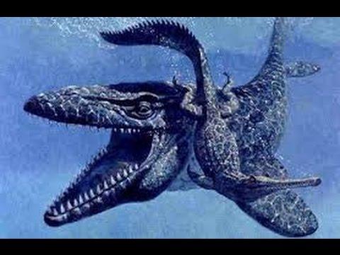 10 quái vật đại dương đáng sợ nhất thời tiền sử