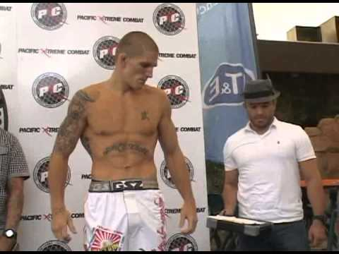 PXC 47 holds weigh-ins