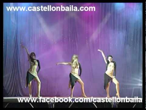 Salsa chicas. Castellón Baila. Academia de baile en Castellón