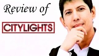 Citylights Full Movie Review
