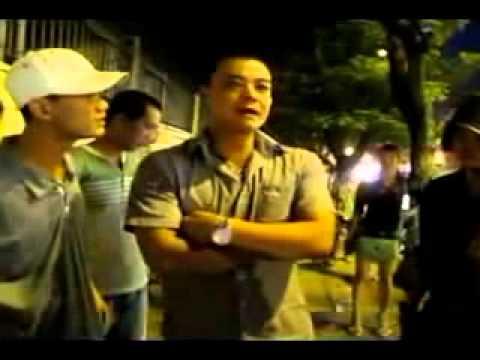 Cảnh sát hình sự đánh nhau với cảnh sát giao thông, nhà báo