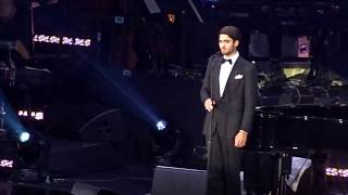 Matteo Bocelli (Live - Debut at the David Foster Foundation Concert in Vancouver)