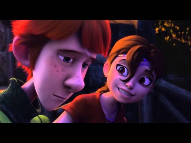 Justin & Hiệp Sĩ Quả Cảm (3D) - Trailer Lồng Tiếng