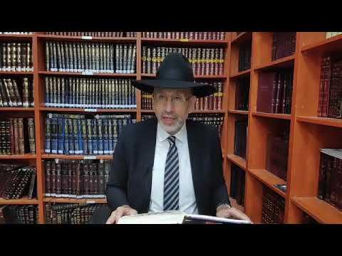 Parashat Rééh Le choix d une vie, Dédié part Yaacov Mordekhaï pour le Rabbi