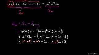 Končna aritmetična vrsta – naloga 3