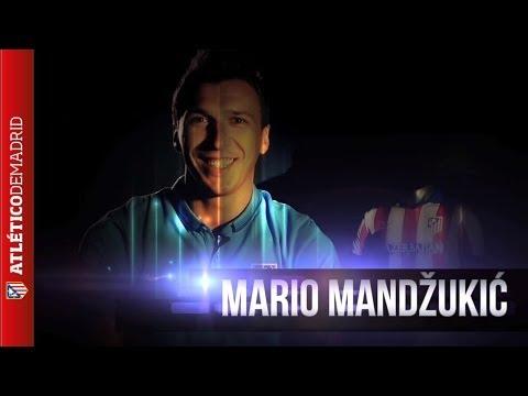 Bienvenido,  Mandžukić!  Welcome Mandžukić!