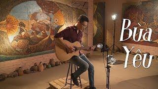 Bùa Yêu (Acoustic Cover) - Minh Mon [Bích Phương]