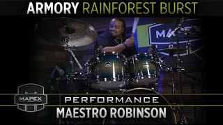 Mapex Armory Series Performance - Maestro Robinson thumbnail