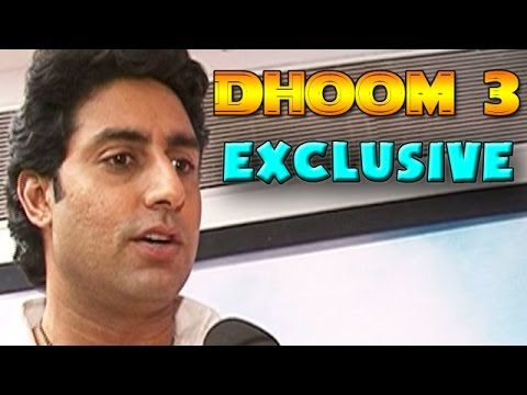 Dhoom 3: Abhishek Bachchan shares his memories of the movie