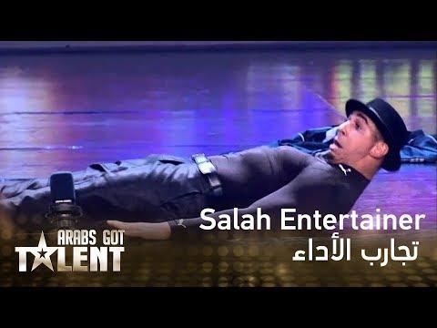 Arabs Got Talent – الجزائر – المغرب – Salah Entertainer